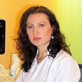 Врач первой категории Кикория Кетеван Хутаевна