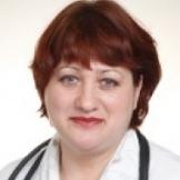 Врач высшей категории Петрушевская Светлана Петровна