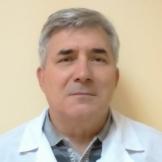 Врач высшей категории Полежаев Валерий Владимирович