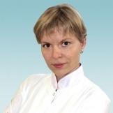 Врач высшей категории Токаева Анастасия Анатольевна