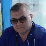 Врач высшей категории Халилов Зафар Мадиерович