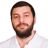 Врач высшей категории Жвания Георгий Леванович