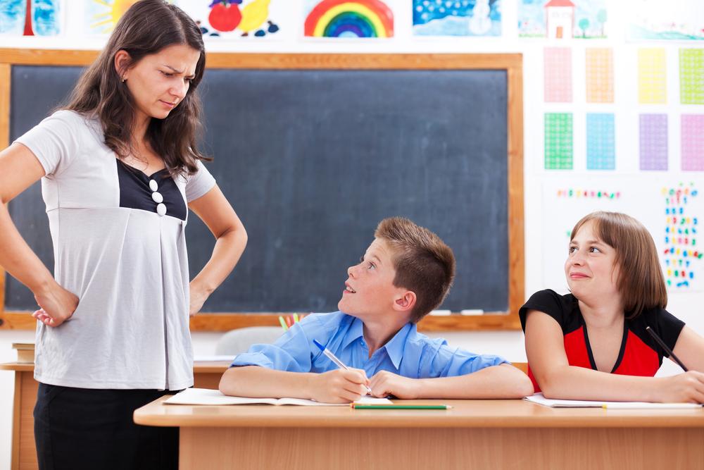 Что делать если ребёнок конфликтует с преподавателем?