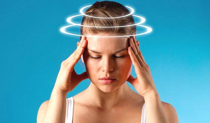 С чем связаны причины возникновения головокружения?
