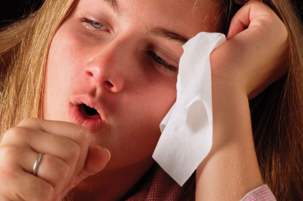 Как вылечить кашель с помощью восточной медицины?