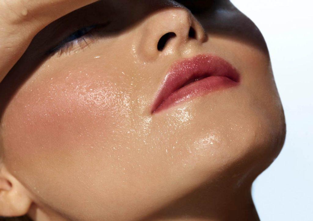 Простые правила ухода за жирной кожей