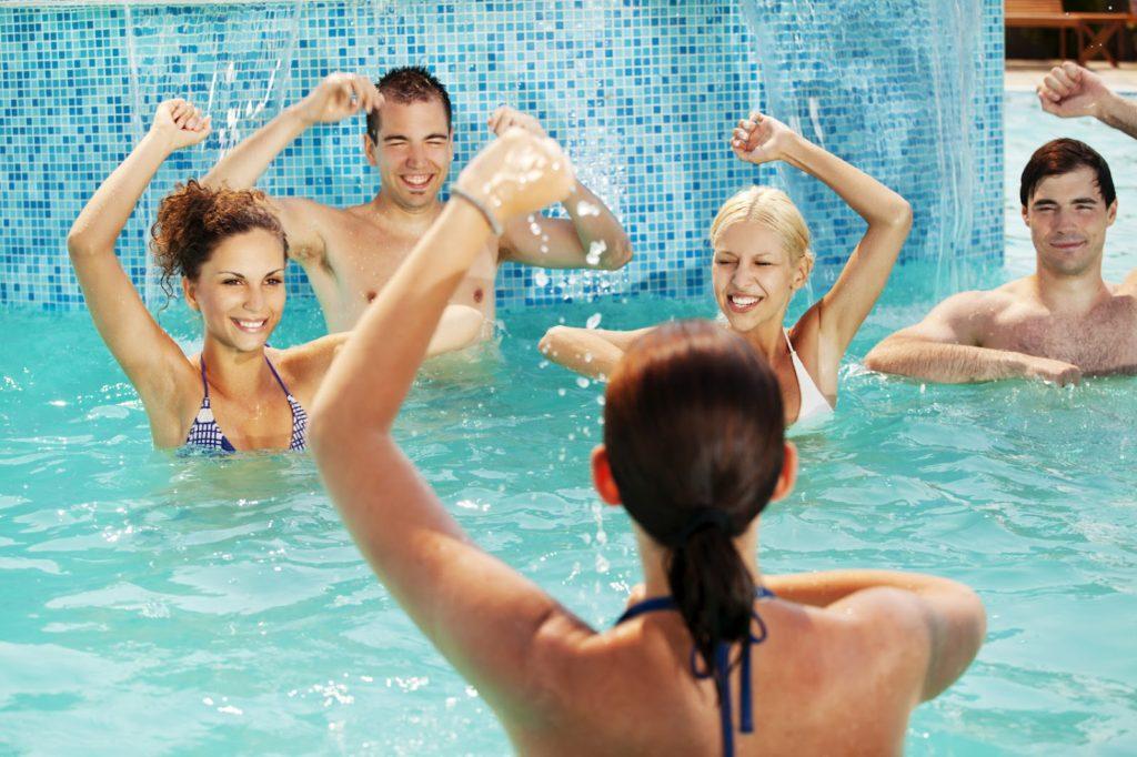 Аквааэробика – доступный фитнес для всех