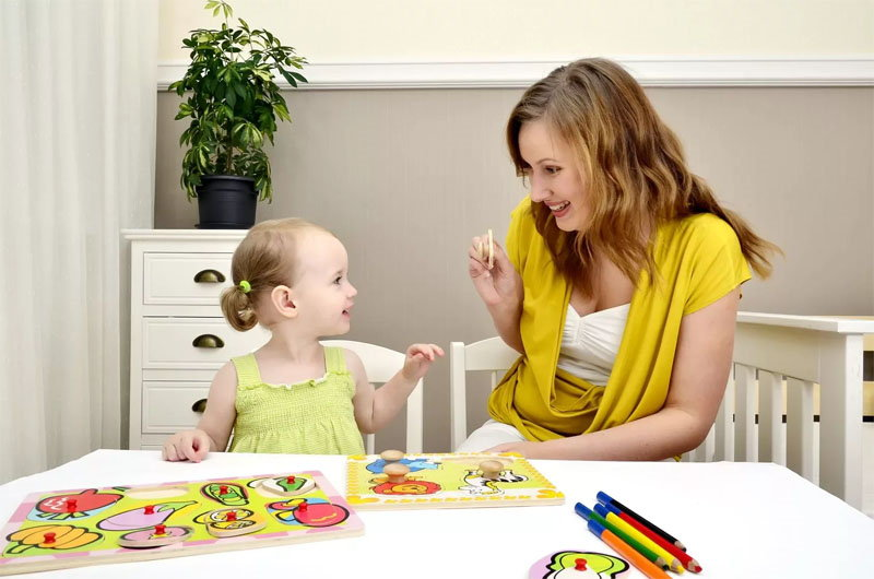 Воспитание усидчивости у дошкольника