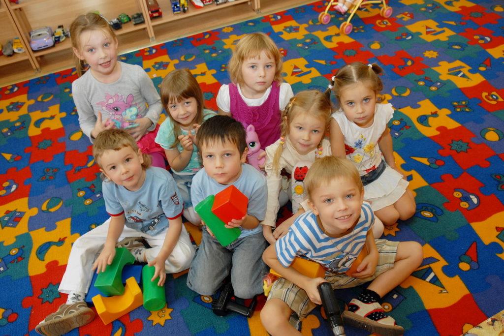 Идём в детский сад без слёз