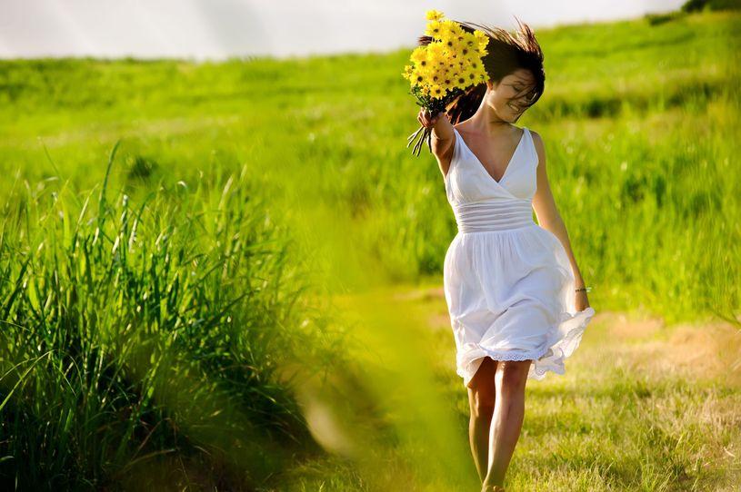 Как дачный сезон влияет на красоту и здоровье женщины?