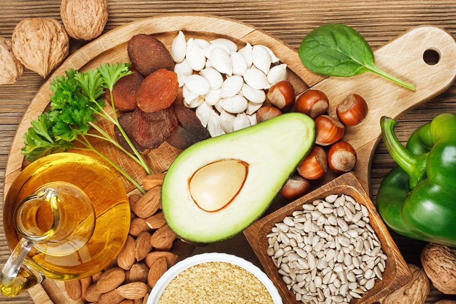 Витамин Е чем полезен для организма