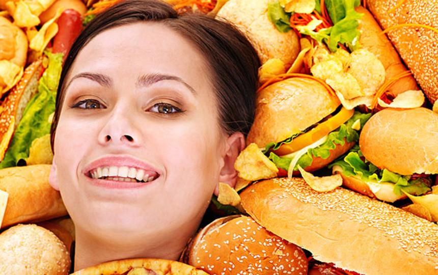 Что делать, если хочется потолстеть?