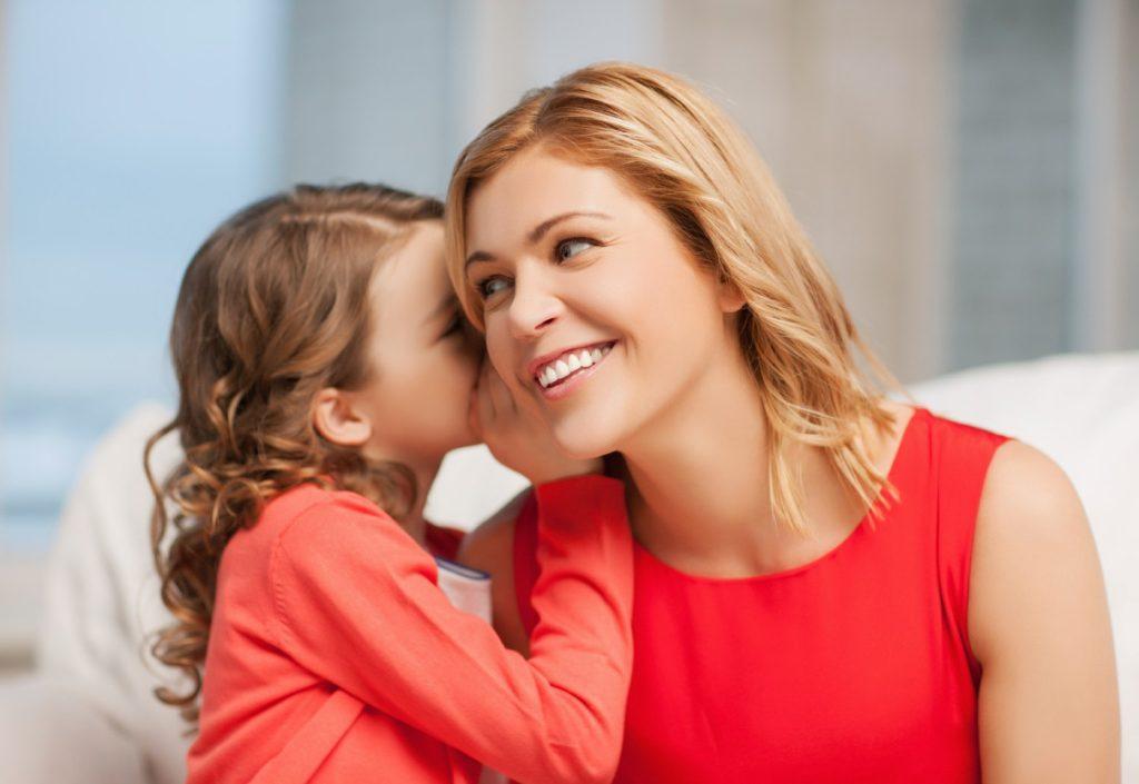 Как родителям завоевать авторитет ребенка?