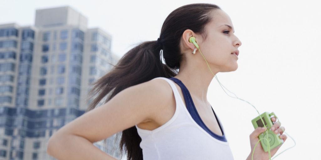 Как выбрать музыку для тренировки?