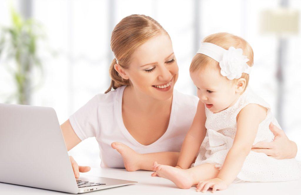 Что делать, если в декрете нет помощников в воспитании ребенка?