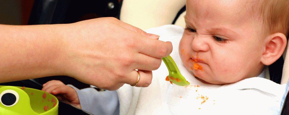 Что делать, если ребёнок не любит овощи?