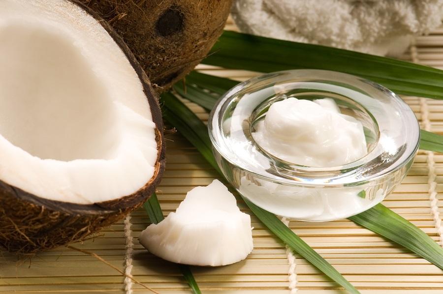 Рецепт геля из кокосового масла и алоэ-вера