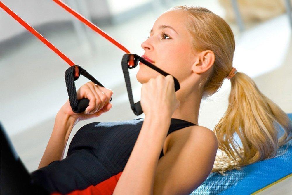 Особенности тренировок с лентами и жгутами