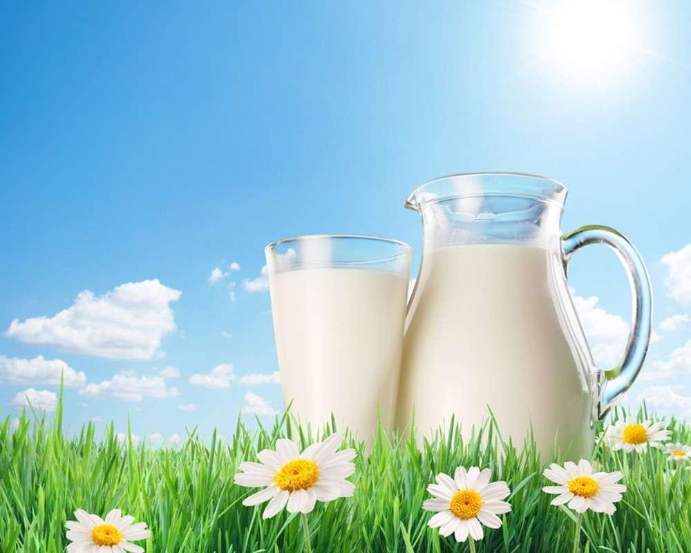 Молоко вредно для лица