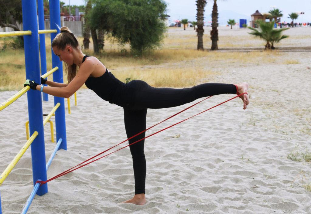Примерные упражнения для различных групп мышц