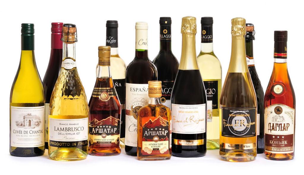 Алкоголь вреден для лица