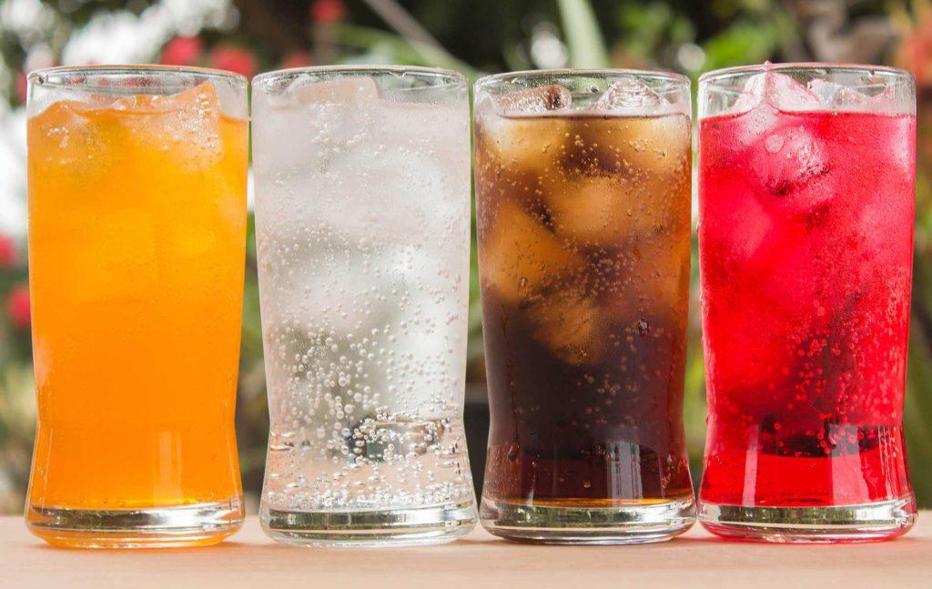 Газированные напитки вредны для лица