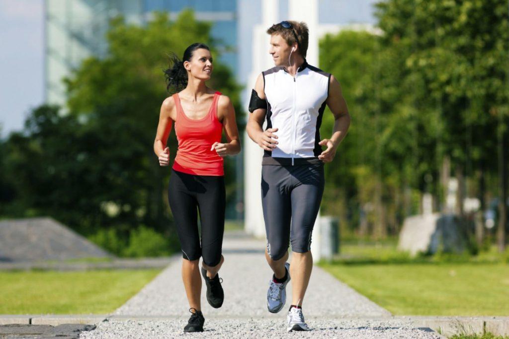 Спорт при похудании