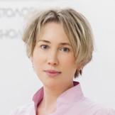 Врач высшей категории Захарова Анна Викторовна