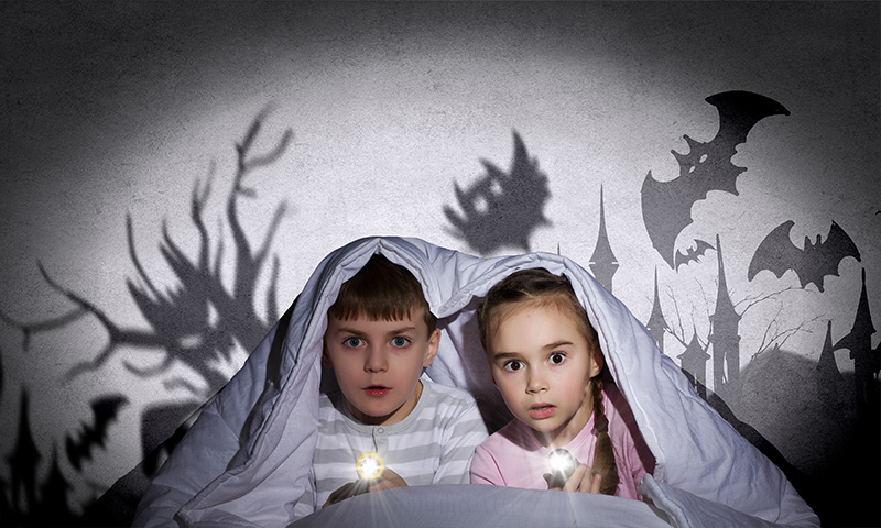 Чего боятся дети и почему?