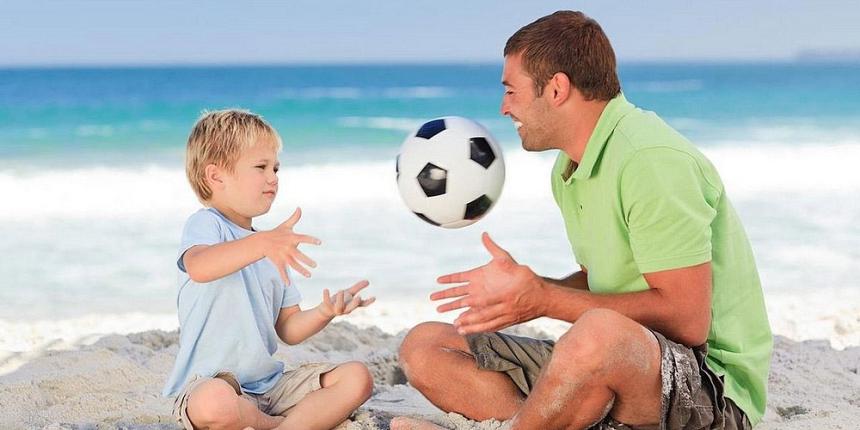 Воспитание ребенка: как не вырастить из сына дочь?