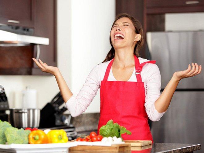 Жена не умеет готовить - что делать мужчине?