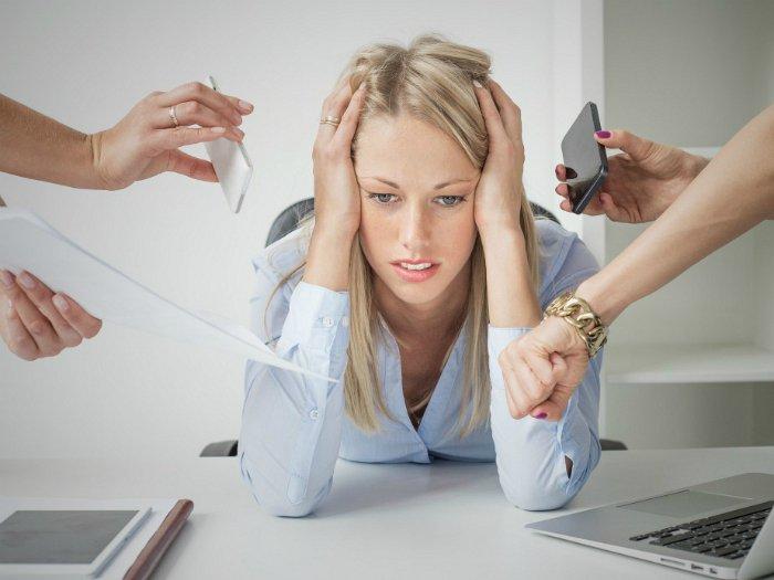 Стресс - его причины и пути преодоления